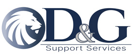 D&G Support Services Logo